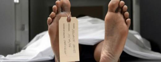 Dezynfekcja po zmarłym
